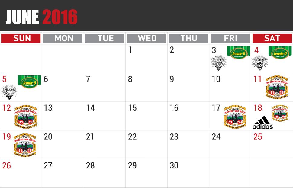 June Calendar Events : June event calendar release promostaffing