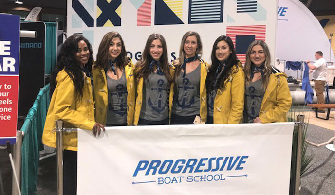 Progressive Boat School Long Beach